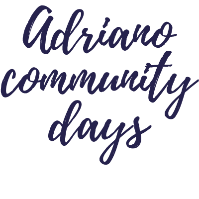 Adriano Community Days